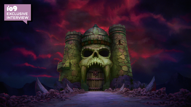 Bear McCreary Was Born to Score Masters of the Universe: Revelation
