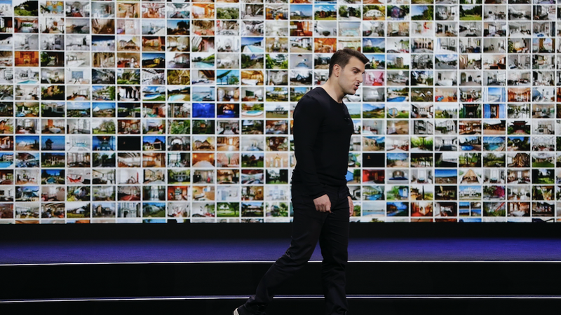 Airbnb co-founder and CEO Brian Chesky