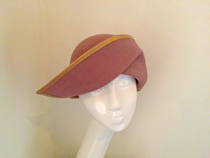Illustration for article titled Toronto milliner (hat maker) Tierre Taylor
