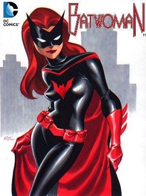 Illustration for article titled What If Bruce Timm Designed the New 52?