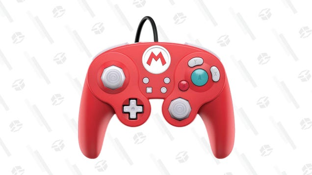 Play Super Smash Bros. The Only Way That Matters With a $15 GameCube-Style Controller