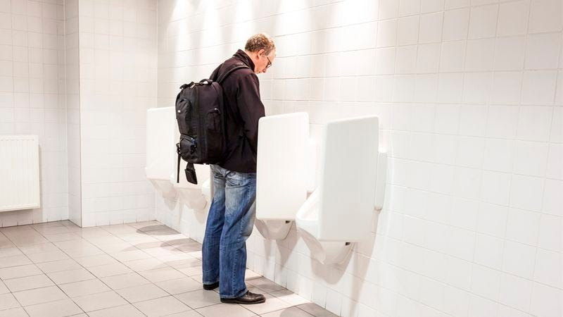 Illustration for article titled How The Standing Toilet Is Revolutionizing Workplace Health