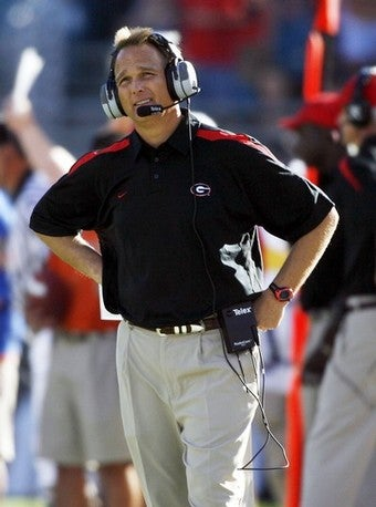 Illustration for article titled Hugh's Your Illusion 2: Richt's Trip To Lexington More Eventful Than Planned