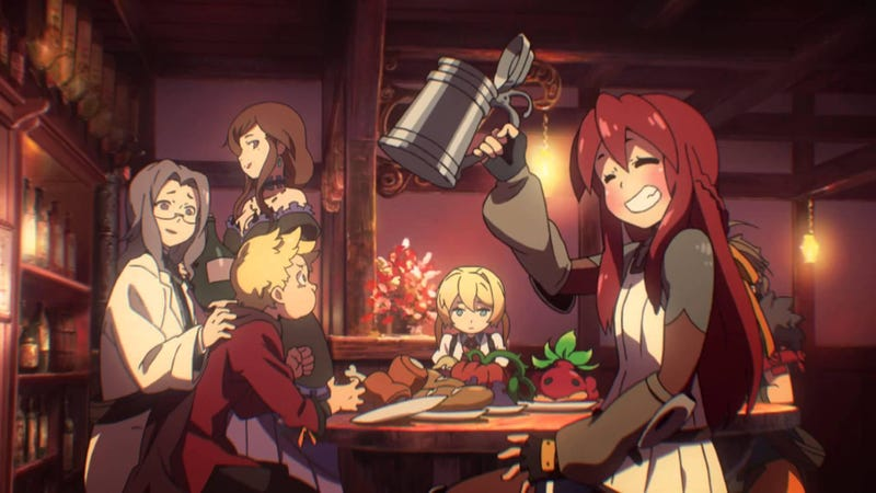 Illustration for article titled Game Review: Etrian Odyssey Untold: The Millennium Girl