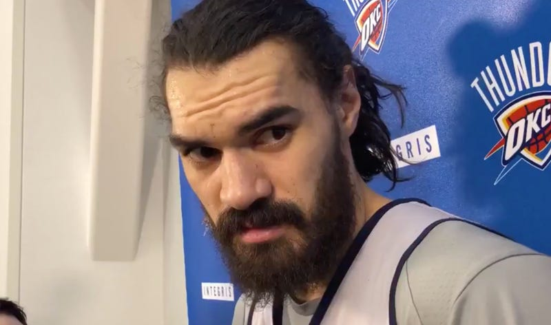 "Illustration for article titled Steven Adams On Autobiography He Wrote: ""I Can Barely Read, Mate"""