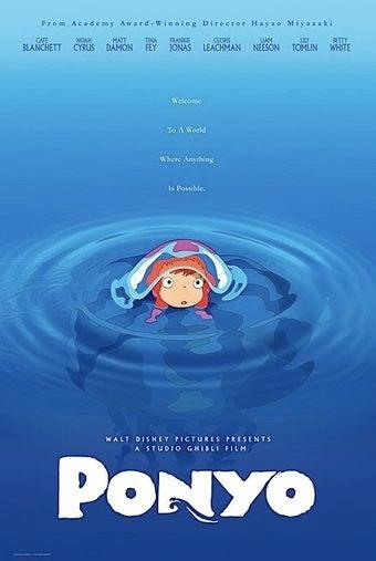 Illustration for article titled Meet Ponyo, Hayao Miyazaki's Latest Girl-Friendly Film
