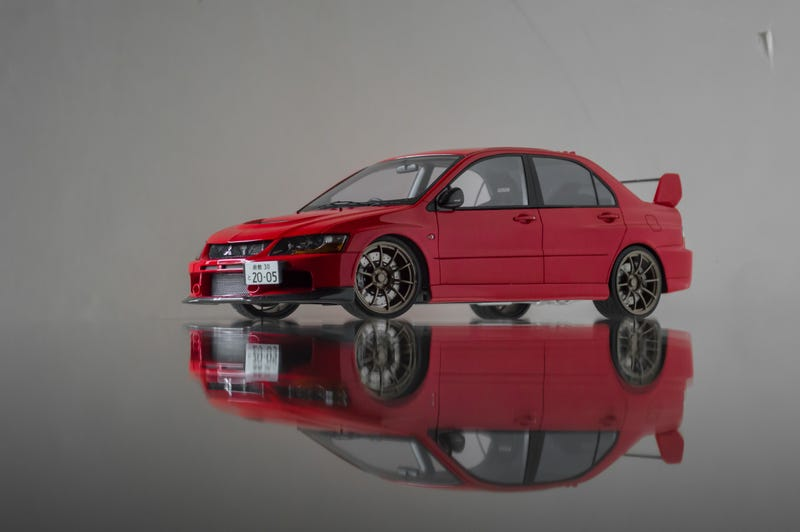 Illustration for article titled AGU Lancer Evo IX Review