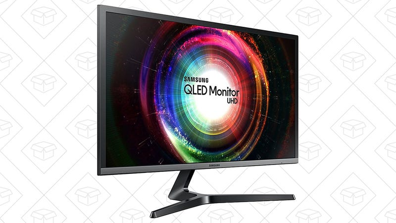"Samsung 28"" 4K Quantum Dot Monitor 
