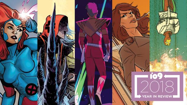 The Best Comics of 2018
