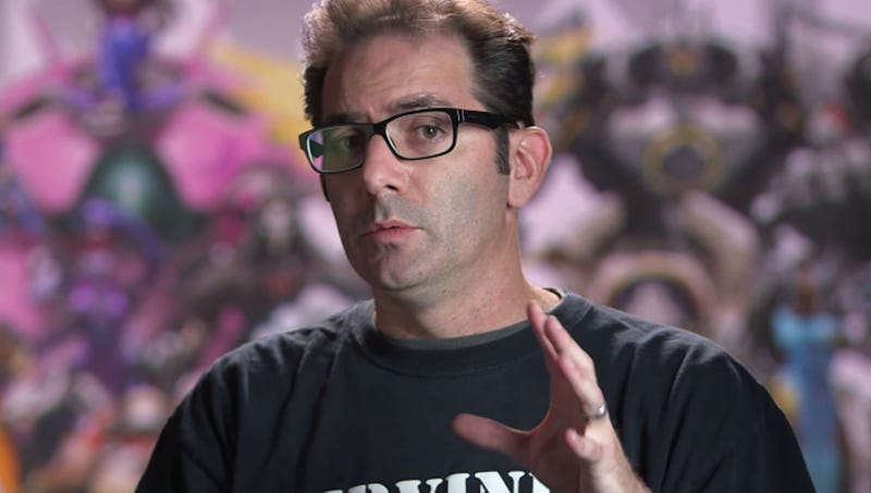 Illustration for article titled Overwatch's Director Both Loves And Hates The Mash-Up Videos People Make Of Him