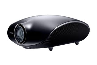 Illustration for article titled Samsung's SP-A800B 1080p DLP Projector Perfect for Death Star's Theater Room