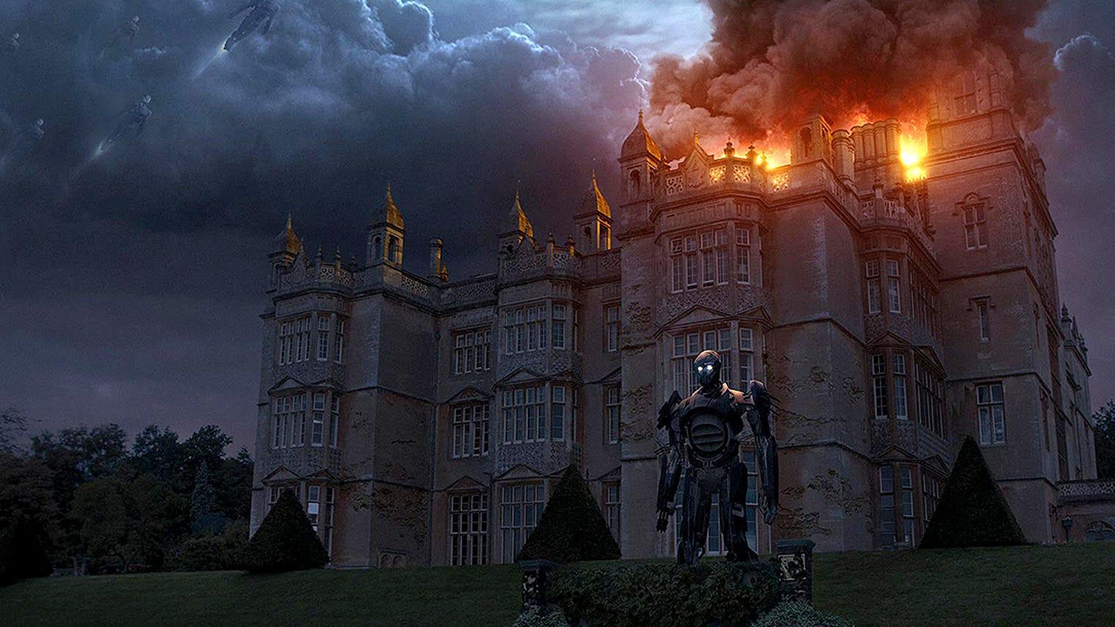 Nuevas fotos revelan detalles del guión de X-Men: days of future past