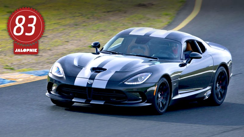 2013 Srt Viper Gts The Jalopnik Review