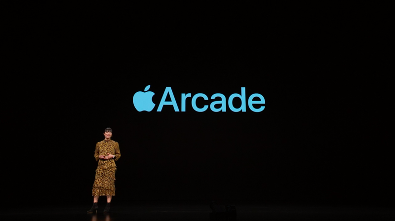 Oh snap, Apple's getting into gaming.