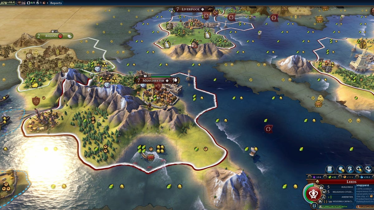 on civilization 5 custom maps