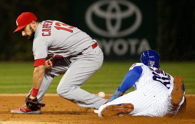 The Cardinals Lost Their 74th Game