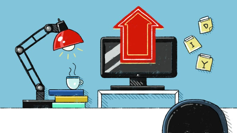 Illustration for article titled Top 10 DIY Office Upgrades