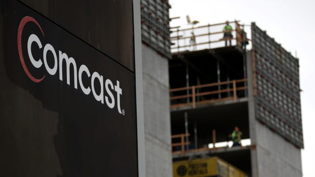 Massachusetts Lawmakers Want Comcast to Stop Grifting Customers Until the Pandemic Is Over