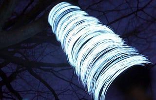 Illustration for article titled Firewinder Wind Light, or Photon Tornado?
