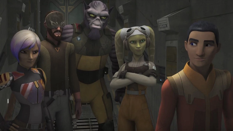 Illustration for article titled Clone Wars and Rebels' Dave Filoni Is Now in Charge of All Star Wars Animation