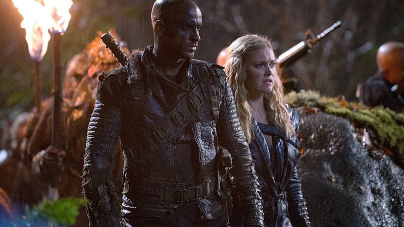 "The 100: ""Blood Must Have Blood, Part One"""