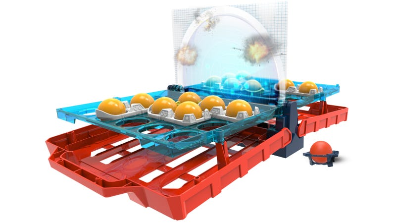 Illustration for article titled Hasbro Updated Battleship for the Beer Pong Generation