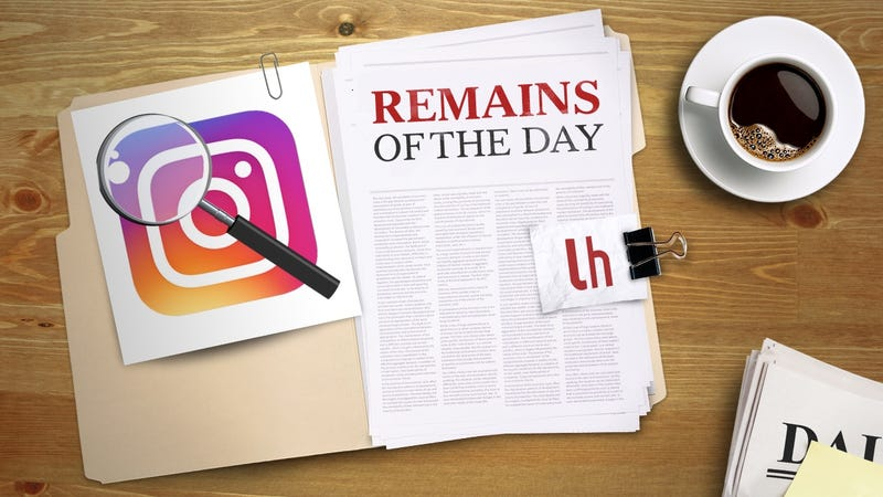 Illustration for article titled Remains of the Day: You Can Now Pinch to Zoom on Instagram