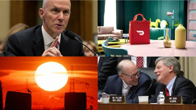 Equifax Payouts, DoorDash Non-Apology, and Hellish Heat: Best Gizmodo Stories of the Week