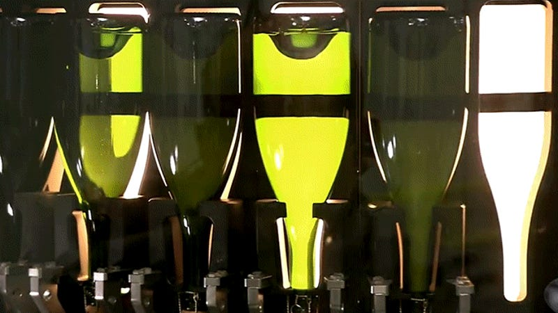 How Champagne Is Made