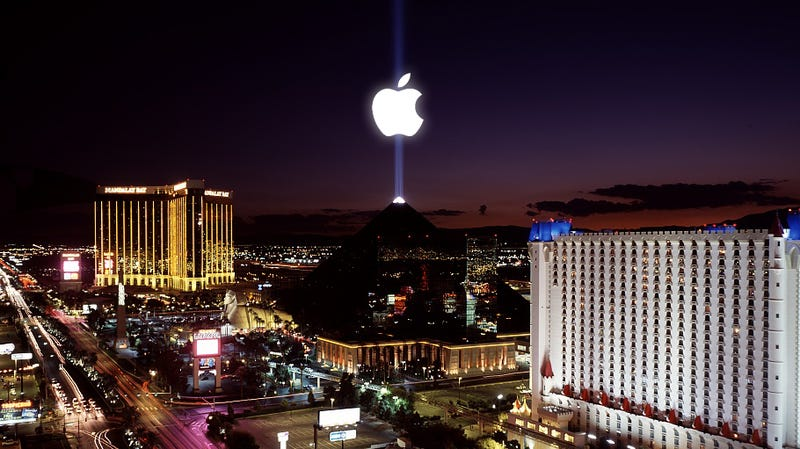 Illustration for article titled Apple Is Looming Over CES