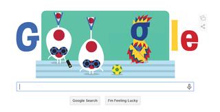 Illustration for article titled World Cup Google Doodles are Bullshit