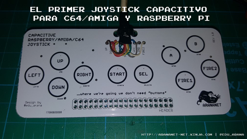 Amiga Raspberry Pi