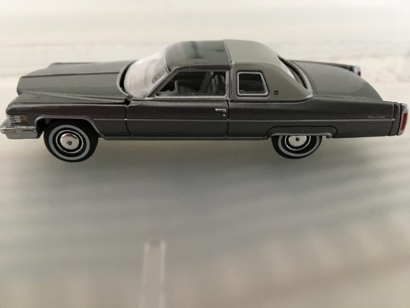 Illustration for article titled Big beautiful Cadillac