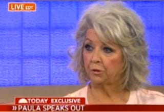 """Illustration for article titled Fired Paula Deen Finally Appears On """"Today"""" To Apologize For Racism"""