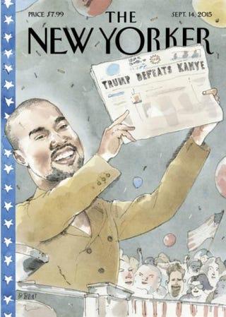 Illustration by Barry Blitt/New Yorker