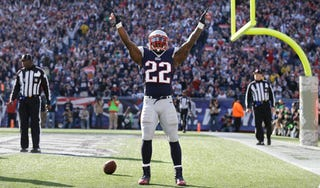 Illustration for article titled Stevan Ridley Doesn't Have A Fumbling Problem