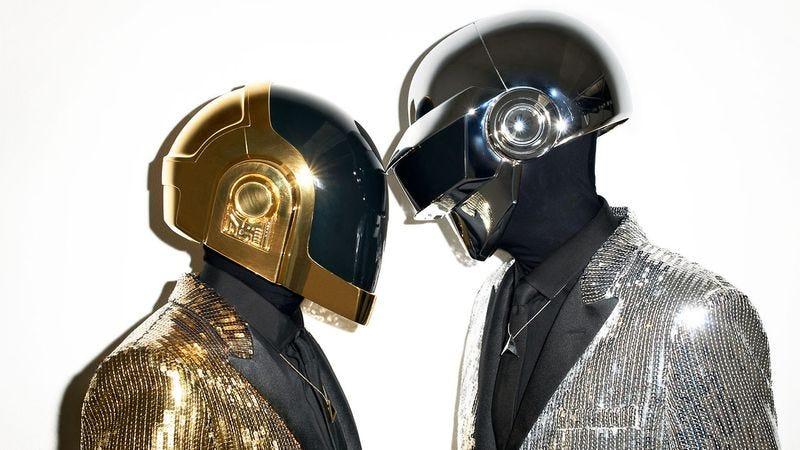 Illustration for article titled 60 minutes of Daft Punk's prime robot funk