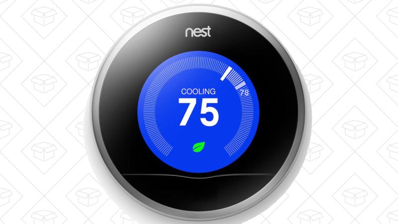 Termostato inteligente Nest de segunda mano (Segunda generación), $139