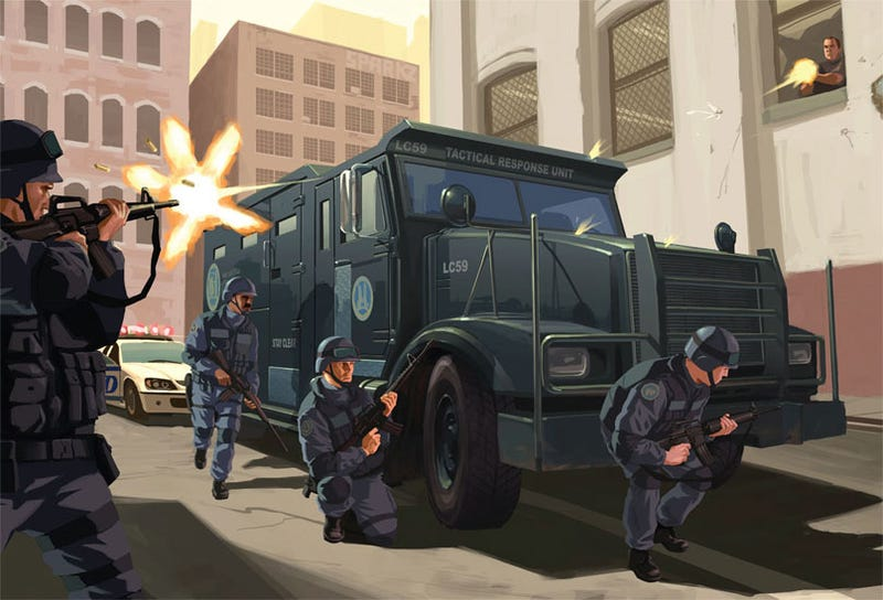 "Illustration for article titled GTAIV DLC Announced: ""Lost And Damned"", Out In Feb 09"