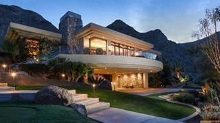 The reported house that the Obamas are purchasing in Rancho Mirage, Calif. Realtor.com Screenshot