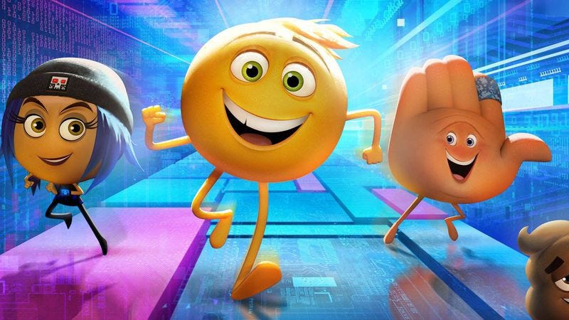 The Emoji Movie (Image: Sony Pictures)