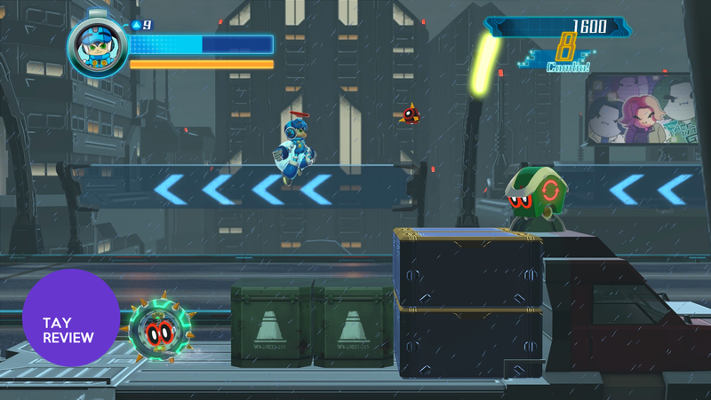Illustration for article titled Mighty No. 9: The TAY Review