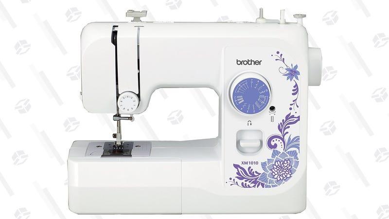 Brother XM1010 Sewing Machine | $74 | Amazon