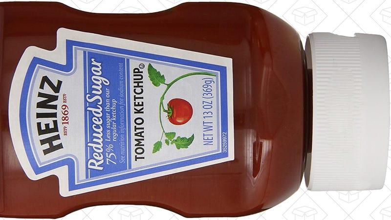 Heinz Tomato Ketchup, Reduced Sugar