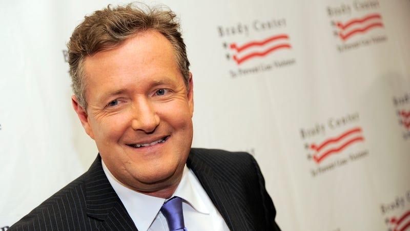 Illustration for article titled Piers Morgan, Please Leave Us the Fuck Alone. Sincerely, America