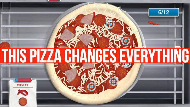 Illustration for article titled The Domino's iPad Game Could Transform The Way We Order Pizza (And Get Jobs)