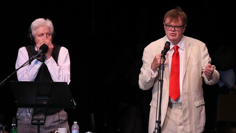 Garrison Keillor's reign of terror over America's airwaves finally set to end