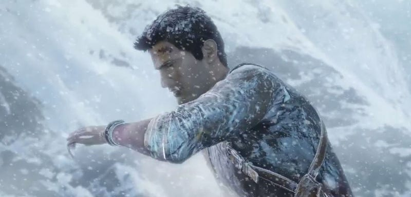Illustration for article titled Nathan Drake Back In The Snow For His Next Adventure? [Update]