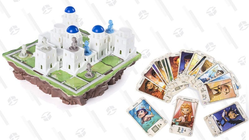 Santorini | $17 | AmazonGráfico: Shep McAllister