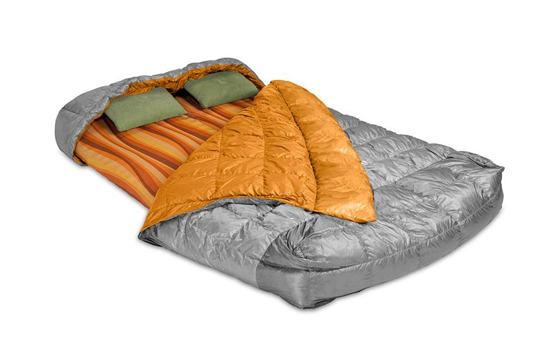 Your Next Sleeping Bag Might Not Have A Zipper Or Be At All